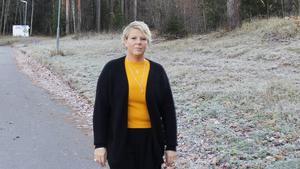 Rebecka Tinnerholm gick till möte med politikerna.