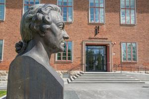 Wargentin i centrala Östersund är en del av Jämtlands Gymnasium, JGY.