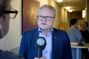 Regionen Glenn Nordlund (S)