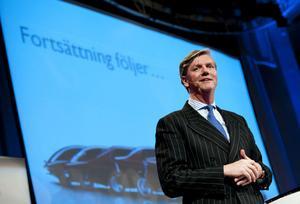 Fortsättning följer. Ännu ett kapitel i följetongen om biltillverkaren Saab läggs nu till handlingarna. På måndagskvällen säkrade Saab ett avtal värt miljarder med den kinesiska biltillverkaren Hawtai. Saabs ordförande och vd Victor Muller pustar ut. Ännu en gång. Likt katten tycks även Saab ha nio liv.