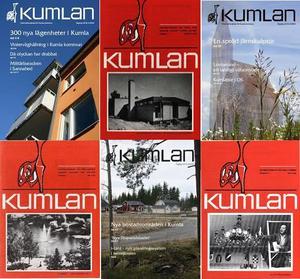 En gång i kvartalet har Kumlan, Kumla kommuns inforamtionsskrift, landat i brevlådan hos samtliga hushåll i kommunen. Om några veckor ersätts den av Vårt Kumla.
