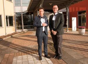 Mathias Strand och Paul Englis från Microsoft berättade om it-jättens planer.
