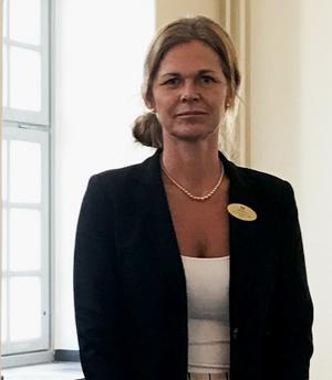 Ann-Charlotte Låks är en av rektorerna på Staffangymnasiet.