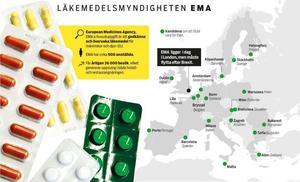 19 städer kandiderade för att få den europeiska läkemedelsmyndigheten (EMA) när den ska flytta från London.