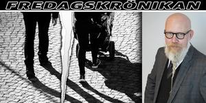Det måste finnas konstruktiva tjafs i en relation, menar krönikören Daniel Nordström, chefredaktör och ansvarig utgivare på VLT. Foto: Hasse Holmberg/TT/Göran Widerberg