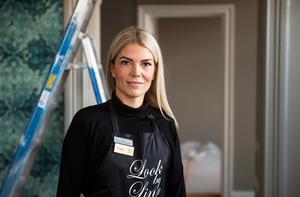 """""""Det finns konkurrens i Sundsvall, men det är inte så mycket som i andra städer. I Stockholm är det till exempel ett mycket hårdare klimat och mer smutskastning mellan salongerna"""", säger Cecilia Backlund."""