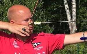Nästa år blir sannolikt Erik Jonssons sista säsong i landslaget.  Foto: Roland Bärtilsson