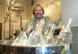 Pelle Sturén har under åren lyft fram i sina krogar matproducenter och matkreatörer från Nynäshamn.
