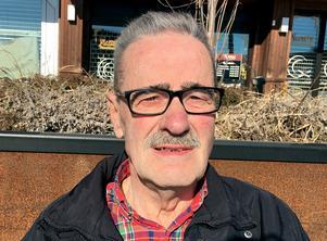 Urban Svensson, 74 år, pensionär, Timrå