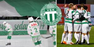 Det avslutade marknadssamarbetet mellan VSK Bandy och VSK Fotboll var startskottet  för rapporteringen om den ekonomisk sprickan mellan fotbollen och bandyn.
