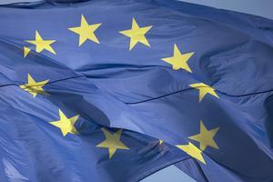 På onsdag diskuteras EU:s återhämtningsfond i riksdagen. Foto: Markus Schreiber/AP