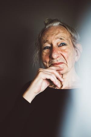 Alice Staffan Beckman har en rad romaner och pjäser bakom sig. Bild: Kajsa Göransson