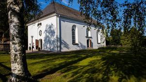 Undersviks kyrka. Foto: Carlotto Persson