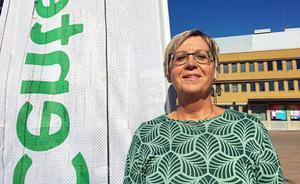 Christina Lindberg, (C), gruppledare Härnösand.