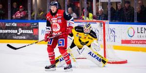 Emil Kruse finns inte med mot Västervik.