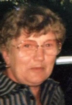 Karin Eriksson, född Elowsson, har avlidit.