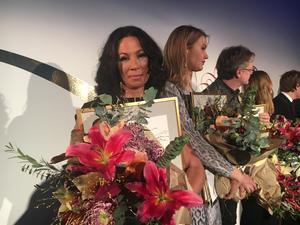 Magda Gad från Falun fick Stora Journalistpriset som Årets Förnyare för ett par veckor sedan.