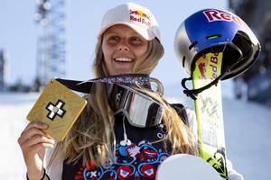 Jennie-Lee Burmansson gör comeback under nästa vecka. Bild: Fredrik Hagen/TT.
