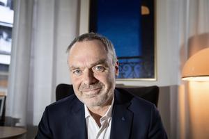 Jan Björklund meddelade på onsdagen att han inte ställer upp för omval som partiledare för Liberalerna. Bild: Emma-Sofia Olsson/SVD/TT