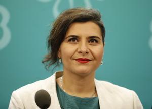 Abir (C) är den ledamot som tar plats i Europaparlamentet med det svagaste mandatet från väljarna, sett till personkryss.