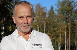 Skogsägaren Håkan Sjölander brinner för Ånge kommun och kommer att delta i debatten.