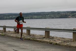 Men snabbast av alla i loppet var Tesfaltde Negash, som gick i mål på 30.12.