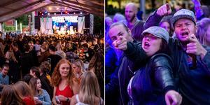 Sensommarfesten är ett årligt arrangemang i Ö-vik.