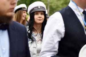 Maja Andersson från Älvdalen har studerat på Fordons- och transportprogrammet.