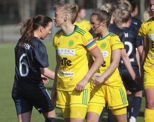 Som kämpastark lagkapten har Ellika Persson de senaste åren varit den store härföraren i Ljusdals IF.