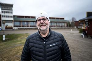 Jens Berglund, travbanechef på Bergsåker.