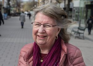 Maritta Selin, 79 år, pensionär, Sundsvall
