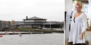 Havspirens ägare Elisabeth Johansson. Foto: arkiv/ Johan Wahlgren