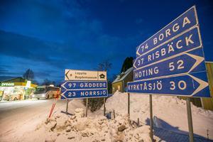 Om det är långt till och från Norråker? Det beror på utgångspunkten.