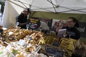 Viktor Bird och Sarah Za Ragidne kan det mesta om Italienska godsaker.
