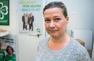 – Det kommer att bli bättre. Vi tar tag i det här nu och vänder på varje sten. Vi ska hitta arbetssätt som underlättar och avlastar, säger Camilla Andersson Sparring (C).