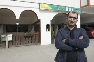 Mohamad Alzrik på Restaurang Rio har tagit över Björnen i Husum.