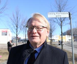 Försvarsminister Peter Hultqvist från Borlänge.