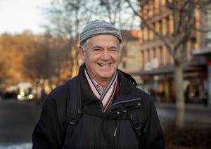 Olof Danielsson, 76, pensionär, Granlo.
