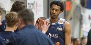 Desmond Hubert var besviken efter Stars förlust mot Umeå.