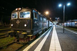 Beslutet att Trafikverket upphandlar nattågstrafik till Jämtland innebär att trafiken fortsätter i samma omfattning som i dag.