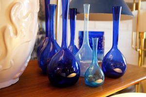 Färgat glas är den nya stora grejen.