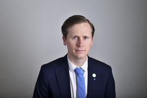 Roger Hedlund (SD), riksdagsledamot Gävleborg.