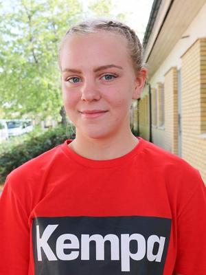 Även Tilda Sigg kommer få chansen att visa upp sig under turneringen i Nyköping.