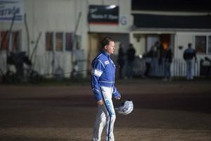 Erik Adielsson tog en välbehövlig paus under Bergsåkers Stora Amatörpris.