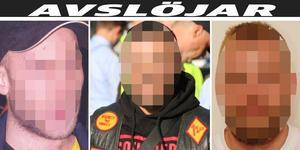 Bandidos planer på expandering framkommer i samtal mellan den 42-årige Hoforsbon, Stockholmsledaren och en medlem i X-team Sandviken. Bild: Polisen