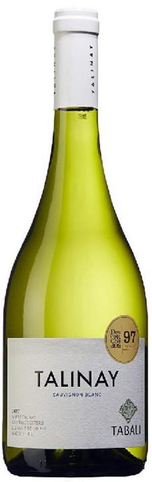 Tabalí Talinay Sauvignon Blanc 2017.
