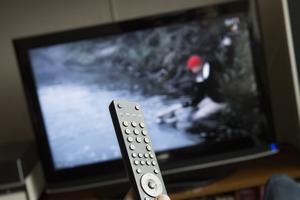 Två TV-distributörer kräver de båda åtalade männen männen på knappt 200 000 kronor i skadestånd för uteblivna intäkter. Obs: Bilden är tagen i ett annat sammanhang.