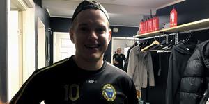 Martin Söderberg gjorde fyra av fem mål när Broberg slog Edsbyn på torsdagskvällen.
