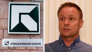 Christer Abrahamsson, 43 år, från Kovland är en i raden av många som förlorat sjukpenningen för att han enligt Försäkringskassan klarar ett annat arbete till 100 procent.