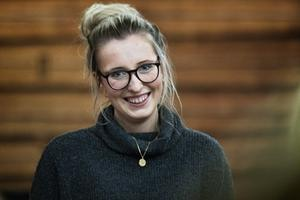 Emma Svensson har själv skrivit musik sedan hon var barn.